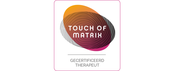 Gecertificeerd Touch of Matrix therapeut